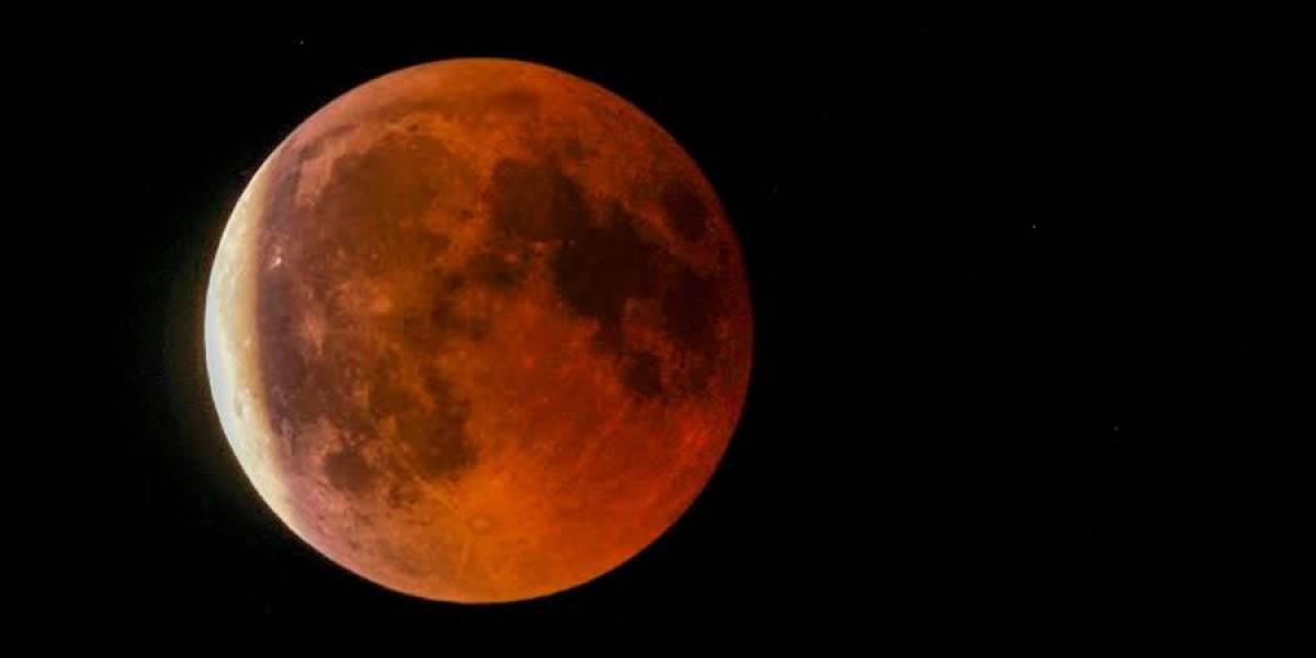 Luna: en qué países y a qué hora se podrá ver el eclipse de fresa