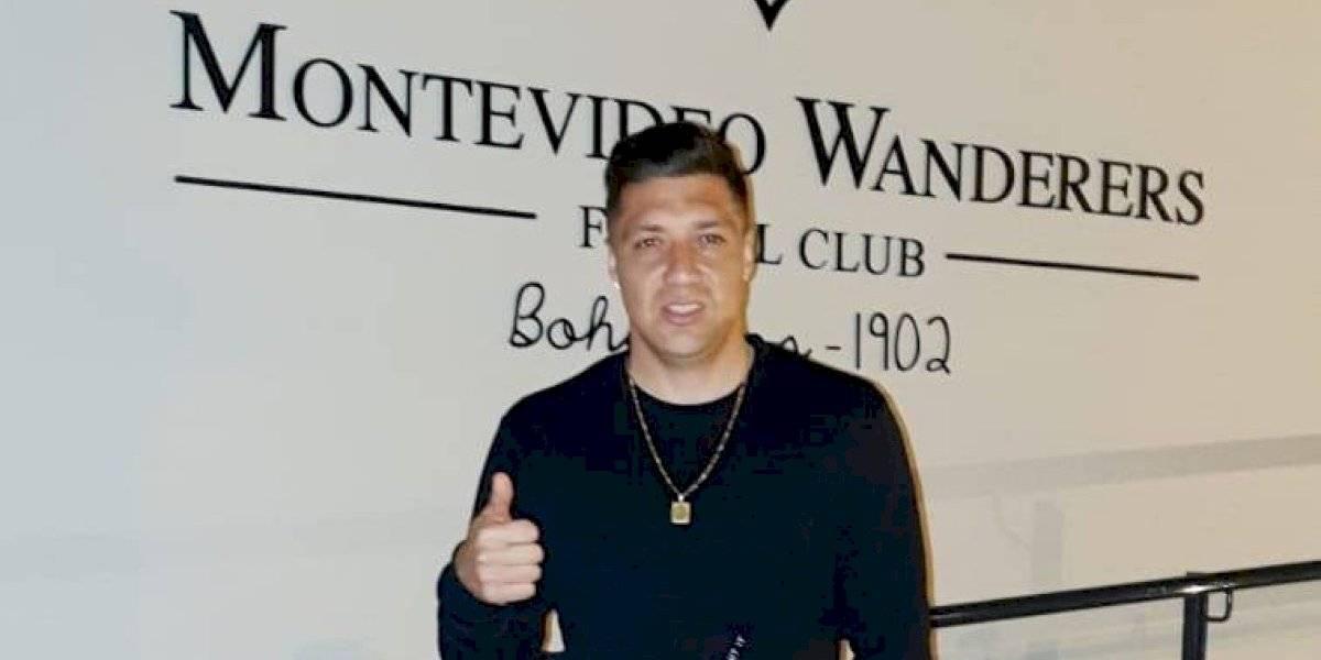 """Plancha Bravo calienta el mercado uruguayo con interés de Peñarol: """"Su 2019 fue tremendo, se metió a toda la hinchada en el bolsillo"""""""