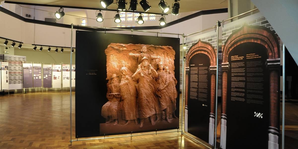 Mostra sobre judeus refugiados no Brasil termina dia 26 no Museu Judaico de São Paulo