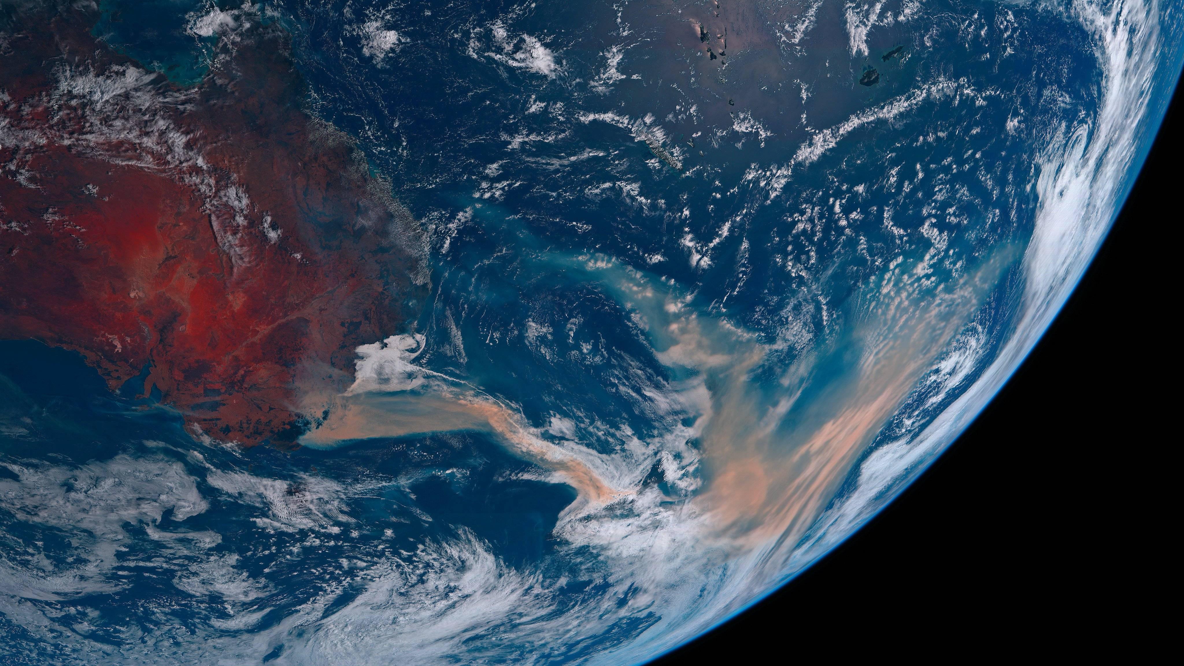 Australia espacio