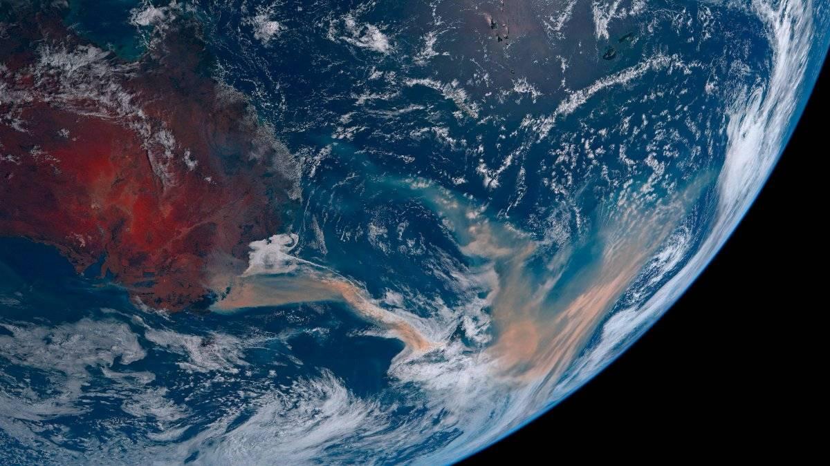 Australia desde el espacio