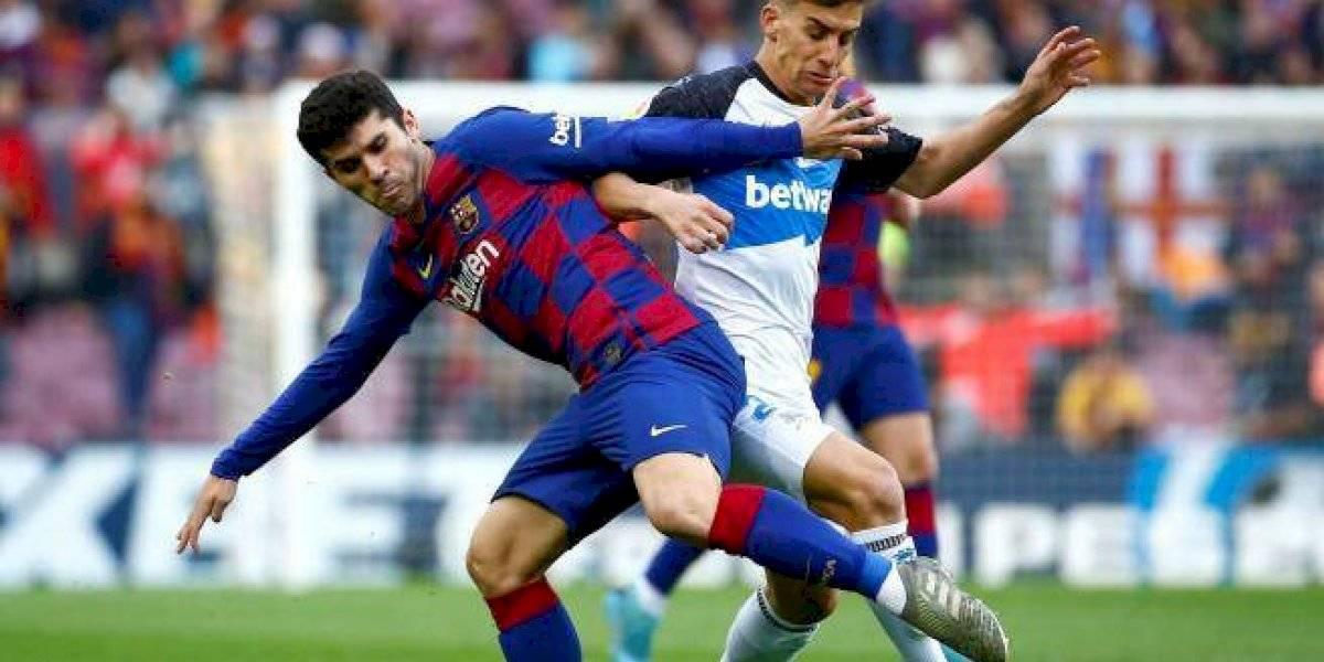 Carles Aleñá no vería con malos ojos jugar en el Real Madrid