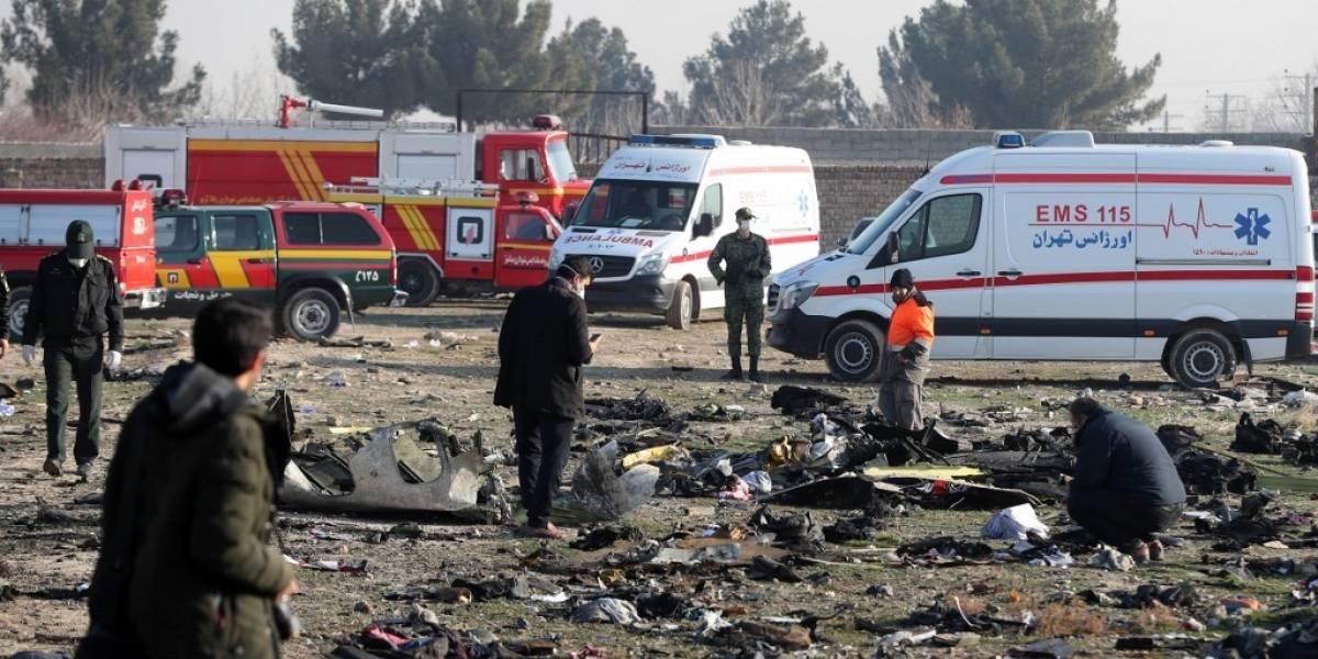 EE. UU. sospecha que Irán derribó por error avión ucraniano