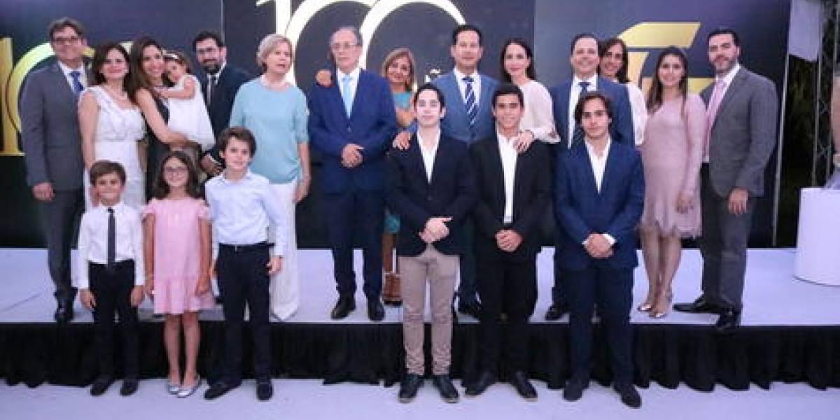 #TeVimosEn: Font Gamundi celebra 100 años al servicio del mercado
