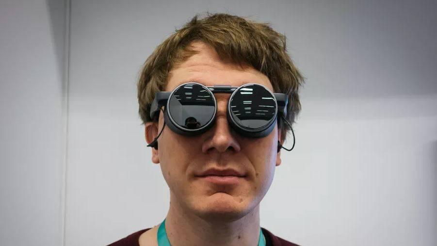 gafas Panasonic