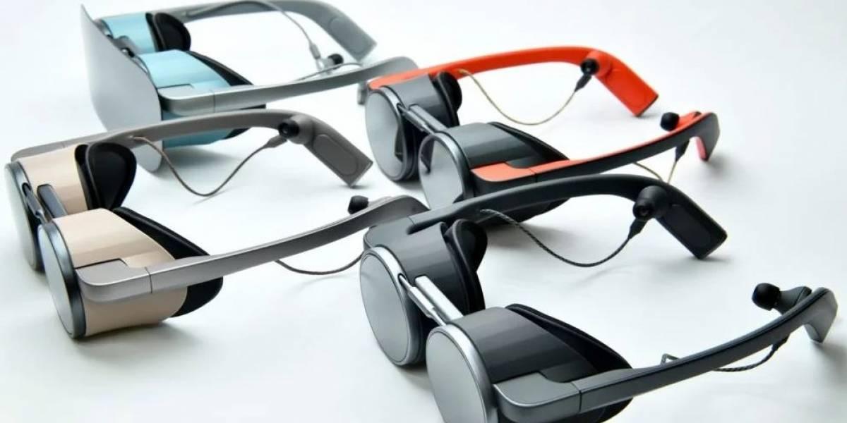 Panasonic presenta losprimeros lentes de realidad virtual que admiten HDR en la #CES2020