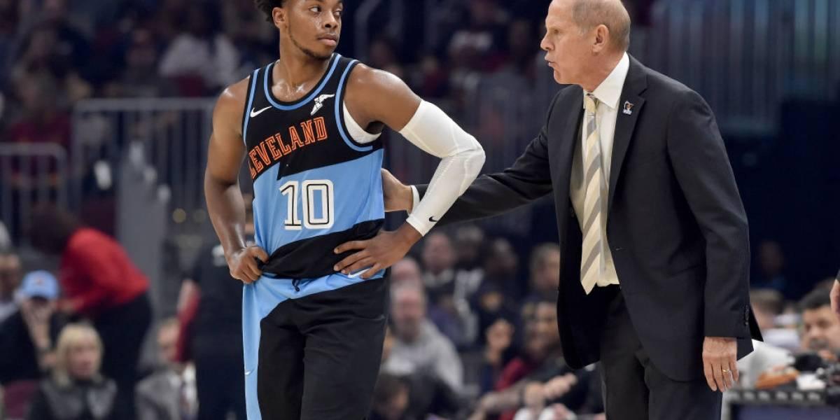 """""""Están jugando como una tropa de matones"""": La frase del DT de Cleveland Cavaliers que indignó a la NBA"""