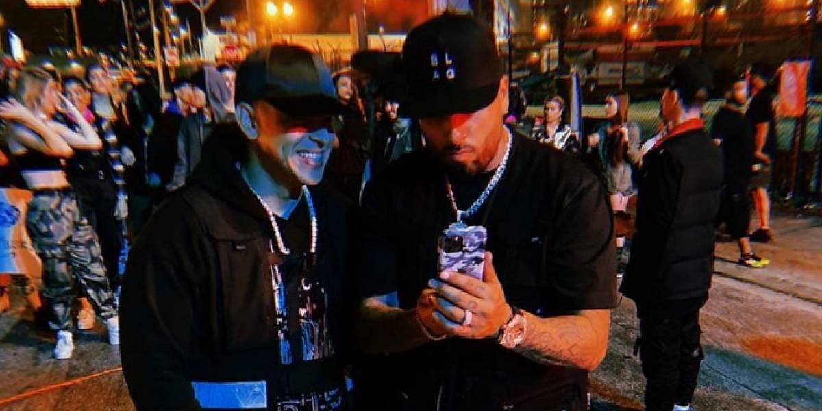"""Daddy Yankee y Nicky Jam vuelven a hacer historia con """"Muévelo"""""""