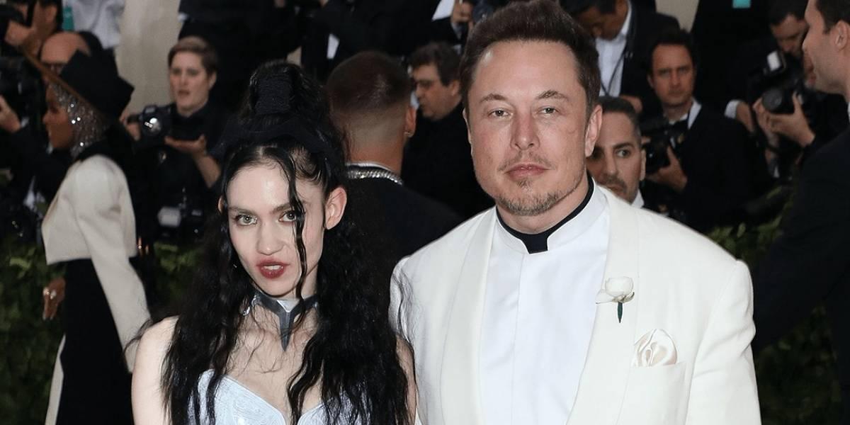 Grimes insinúa que tendrá un hijo con Elon Musk, y de paso burla la censura de Instagram [NSFW]
