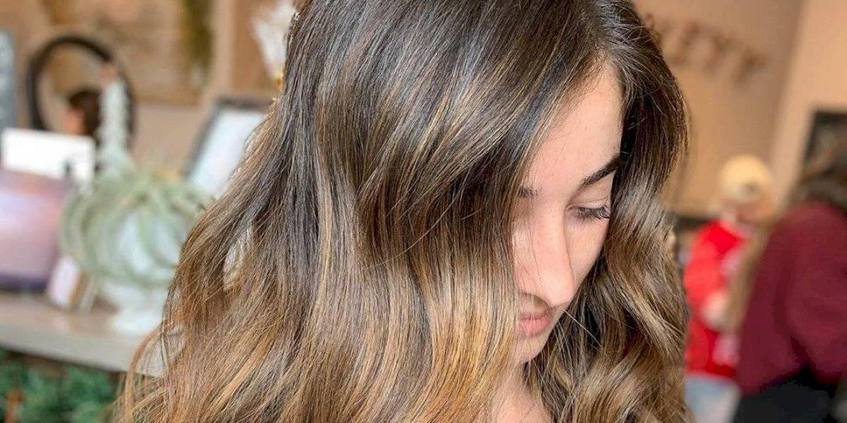 Se você tem o cabelo castanho, o caramel swirl é perfeito para seu look