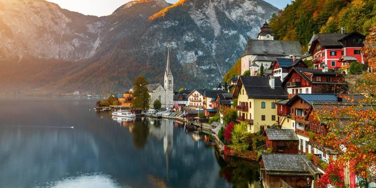 """Todo por culpa de Frozen: pequeño pueblo de Austria está """"colapsado"""""""