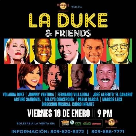 Imagen La Duke y amigos