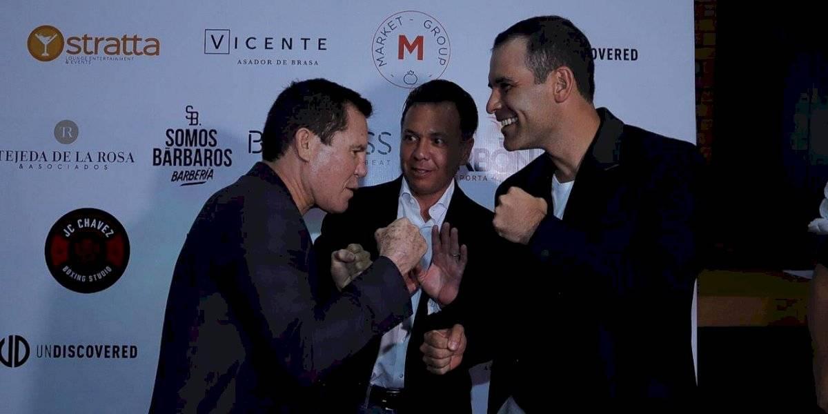 Rafael Márquez se unirá a la esquina de Julio César Chávez