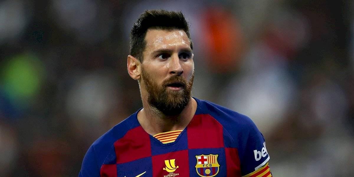 'Es un resultado duro y que hace mal porque es un título': Messi