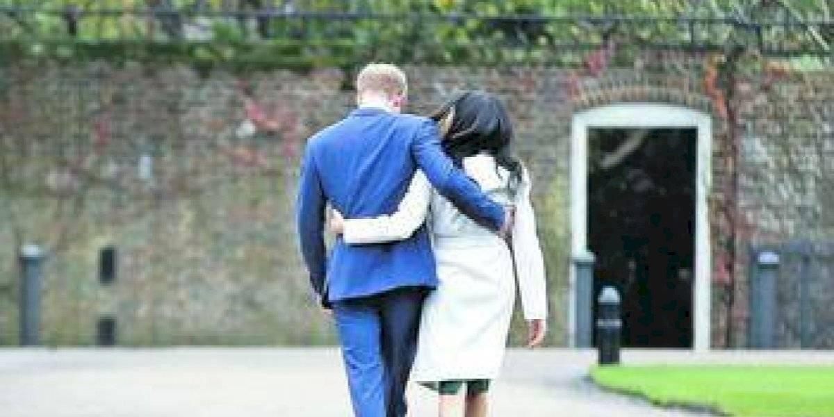 Meghan y Harry le dan la espalda a la realeza
