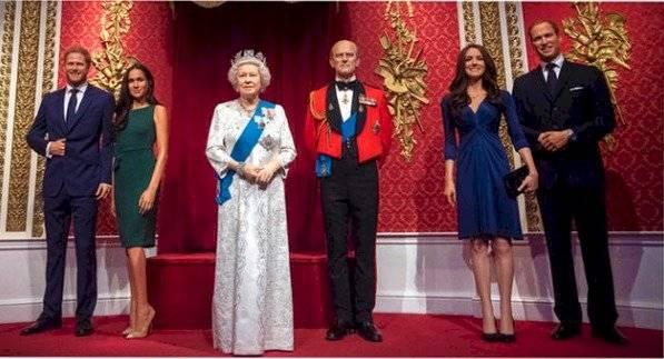 Meghan Markle y el Príncipe, ¿dónde están?