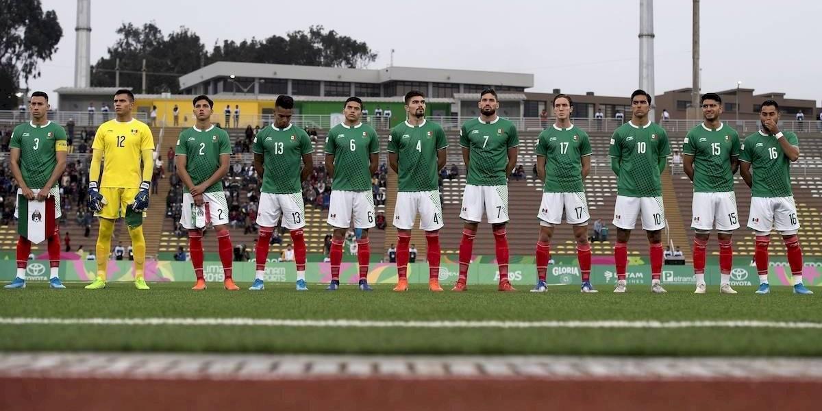 Selección Mexicana Sub 23 arranca concentración en el CAR rumbo al Preolímpico