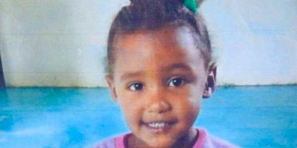 Uno de los asesinos de niña de cuatro años hallada en un vertedero es mayor de edad