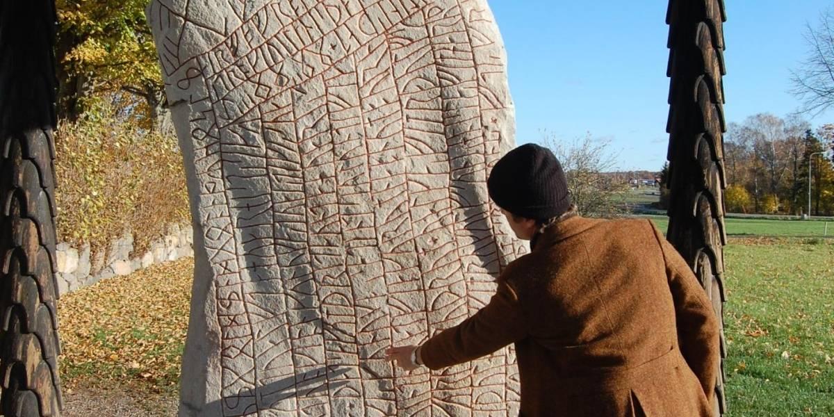 Misterio: Una piedra rúnica de los vikingos predice un gran desastre climático