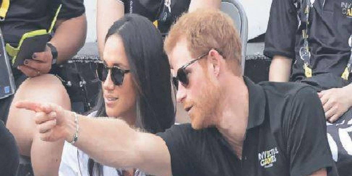 A cuánto dinero renunciarían el príncipe Harry y Meghan Markle