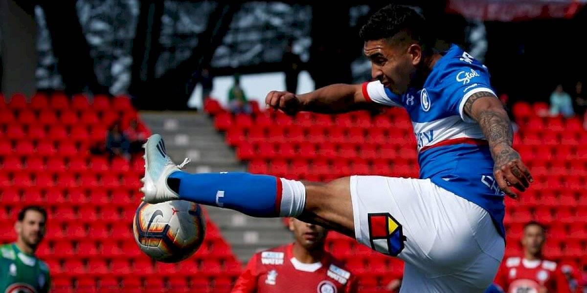 Jeisson Vargas se suma a una Unión La Calera que se está reforzando con todo para la temporada 2020