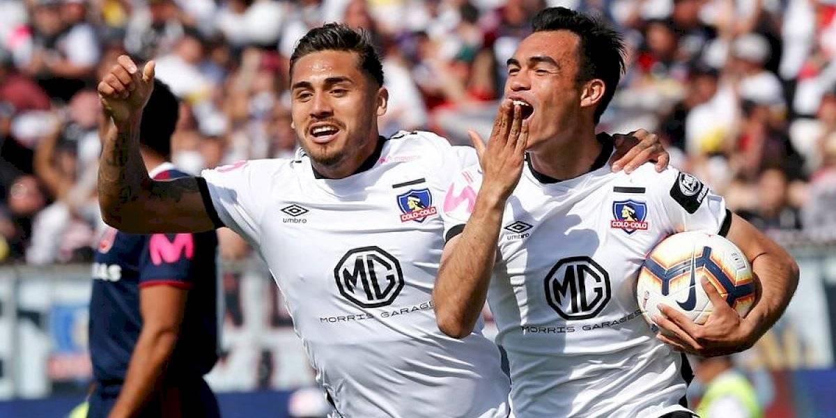 Gabriel Suazo entra en la órbita de Boca Juniors, pero por ahora seguirá en Colo Colo