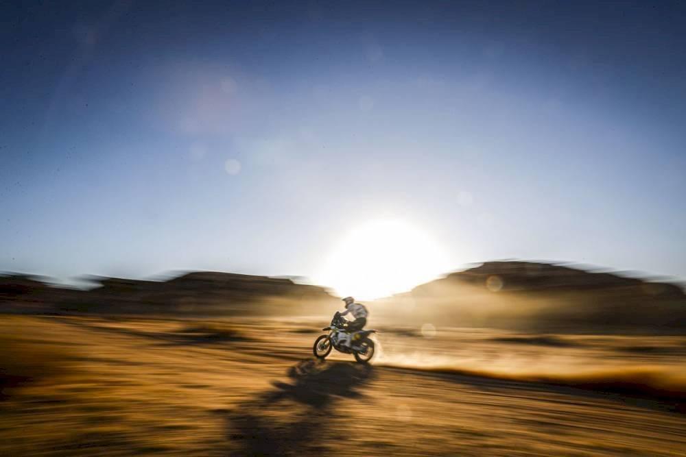 Las condiciones climáticas del Rally Dakar 2020