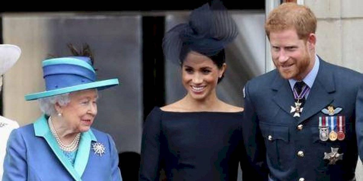 ¿Porque el Príncipe Harry y Meghan se apartaron de la realeza británica?