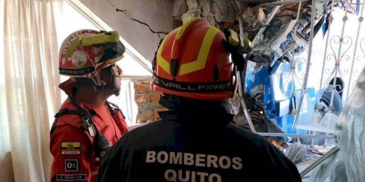 Suspenden contrato a compañía Reino de Quito por accidente