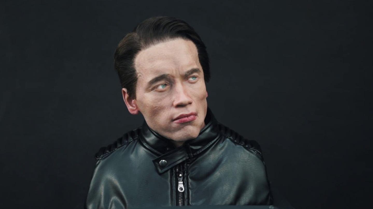 CES 2020 Arnold