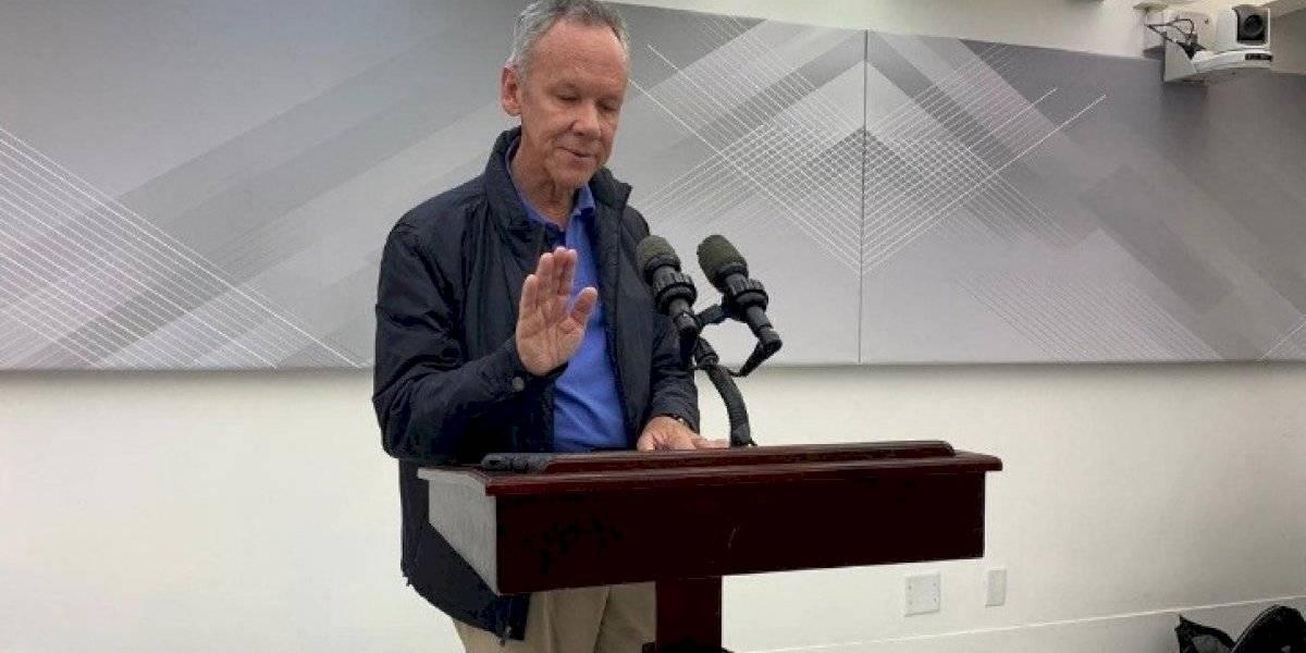 José Ortiz admite la precariedad del sistema eléctrico