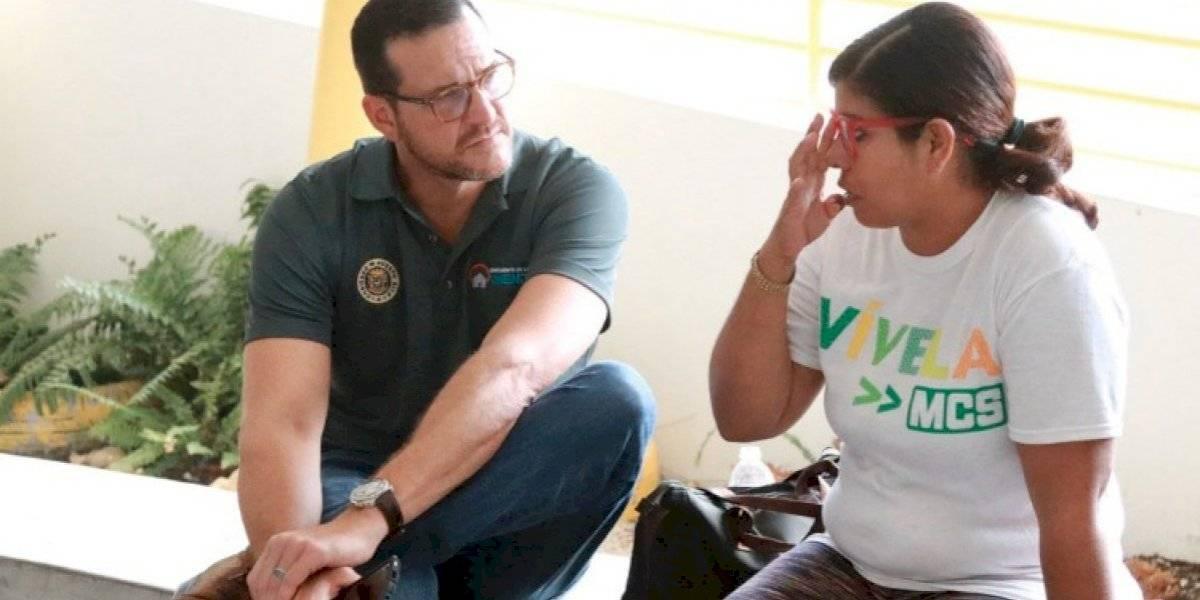 Vivienda y AVP visitan municipios del sur afectados por sismo