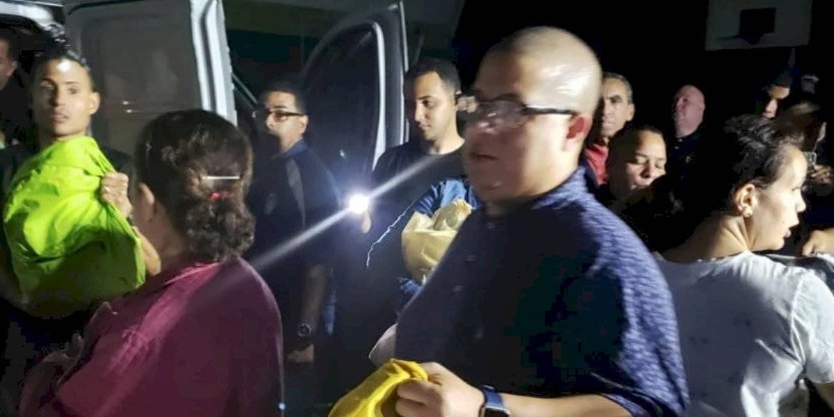 Héctor Delgado y Julio Voltio llevan ayuda a municipios afectados por el terremoto