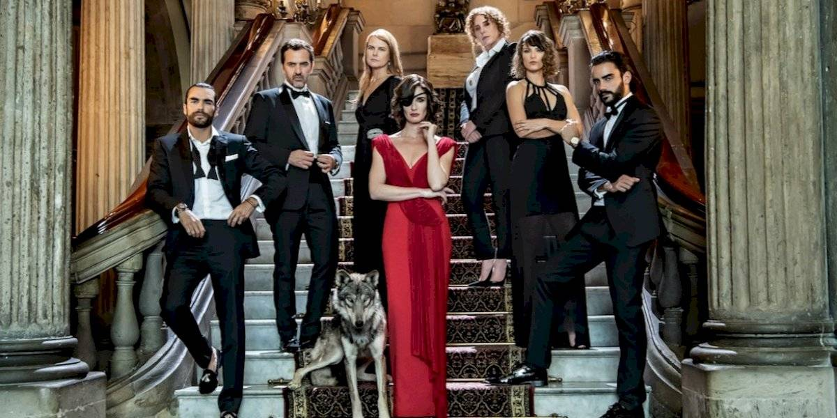 """Univisión Puerto Rico transmitirá la serie """"Cuna de Lobos"""""""