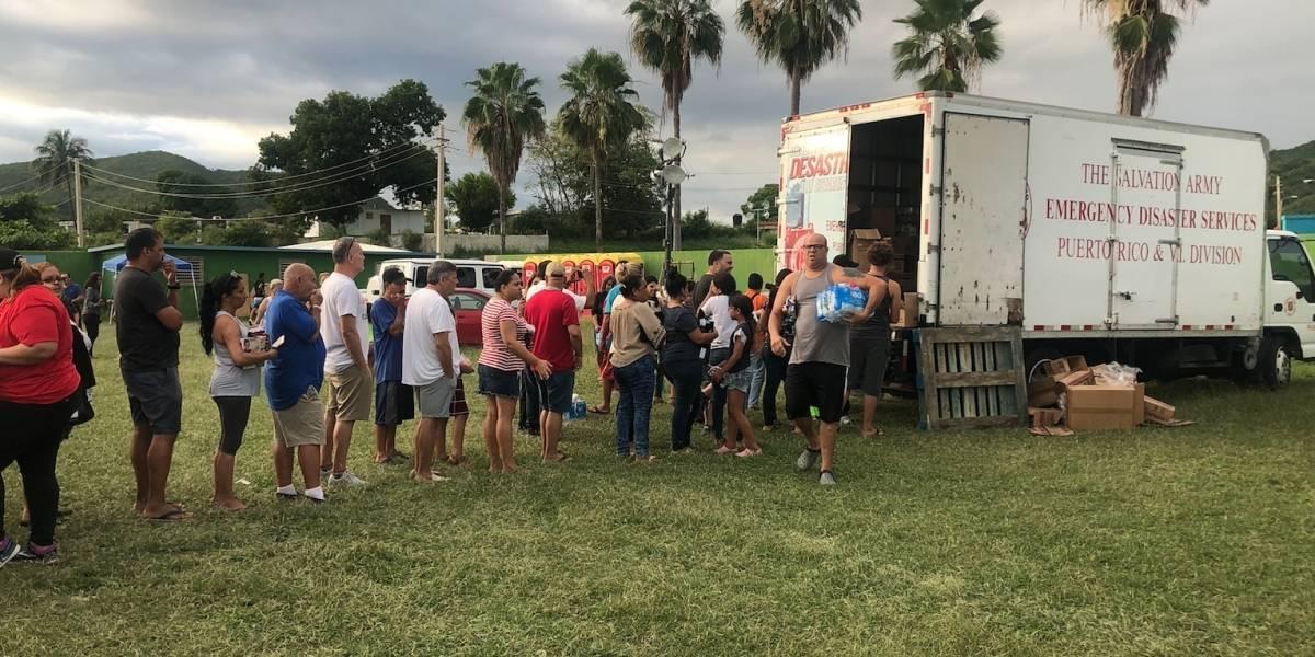 The Salvation Army ofrece suministros y ayuda psicológica a los damnificados de terremoto
