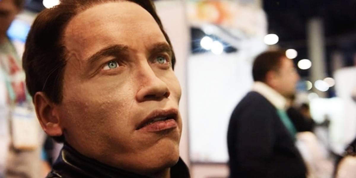 CES 2020: Presentaron un androide de Arnold Schwarzenegger #CES2020