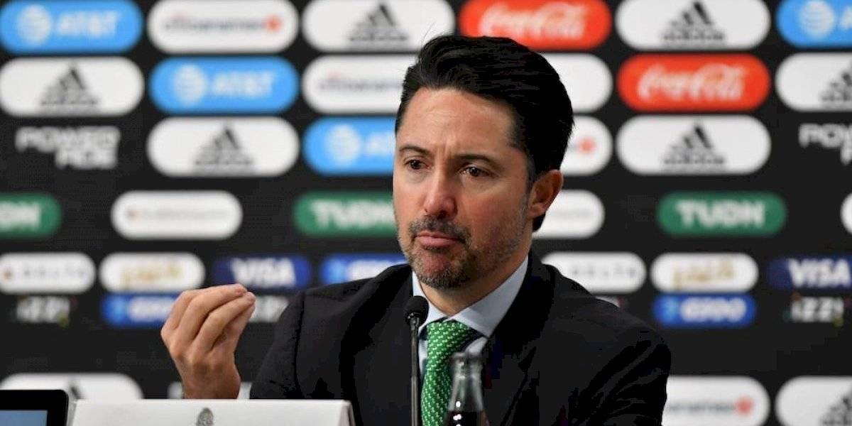 Yon de Luisa respalda cancelación del Clausura 2020
