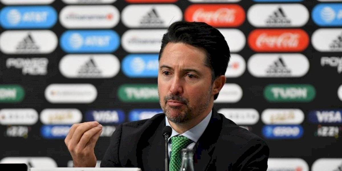 México desconoce posible cambio de sede mundialista