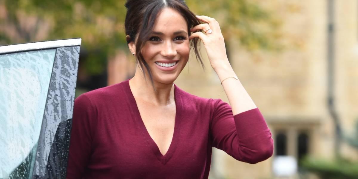 Meghan Markle regresa a Canadá sin el príncipe Harry tras dejar la familia real