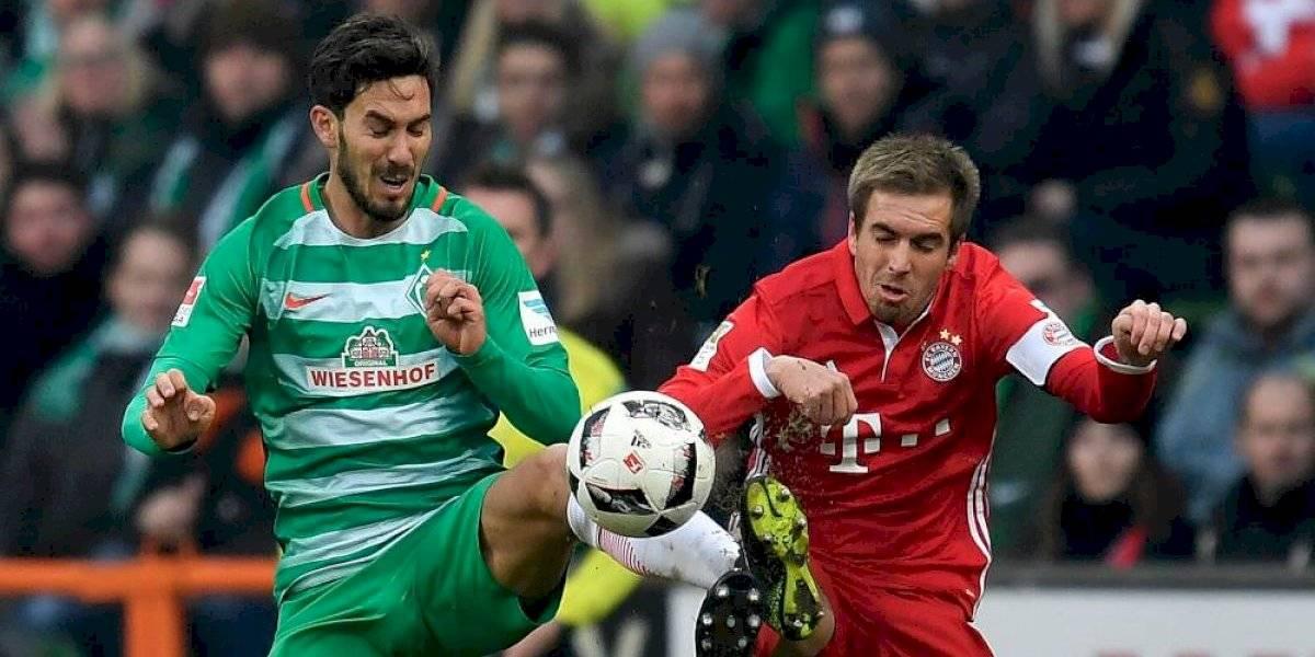 El ex Werder Bremen que se transformaría en refuerzo de Unión La Calera