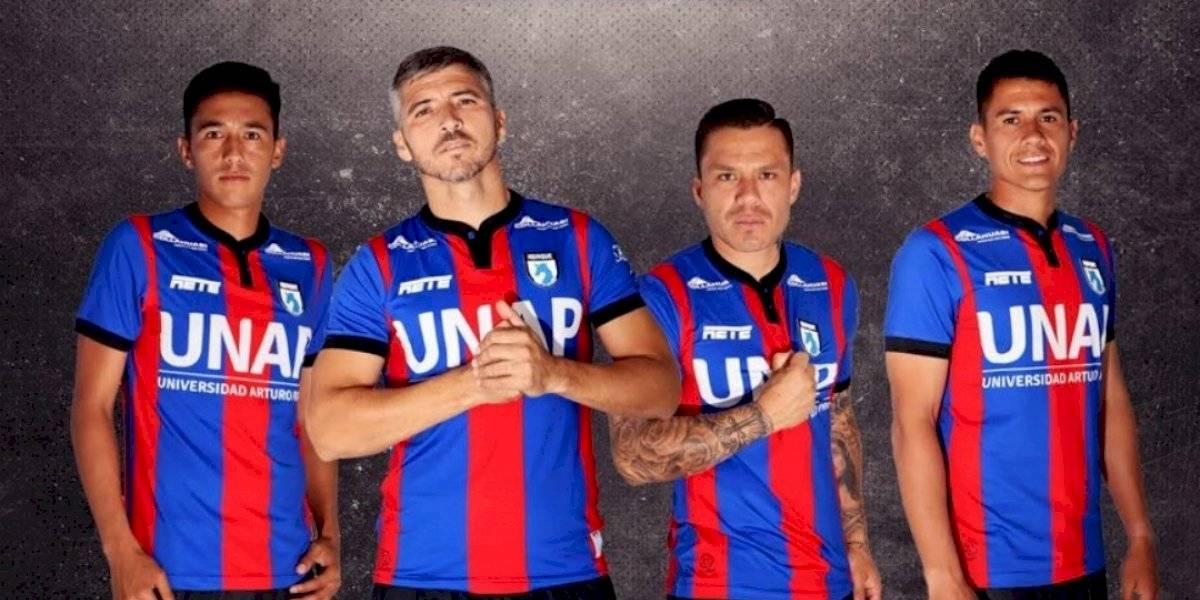 Deportes Iquique revoluciona el fútbol chileno al presentar una camiseta homenaje al estilo Barcelona