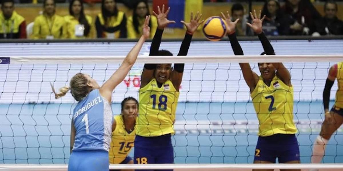 Selección femenina de voleibol ya piensa en olímpicos de París 2024