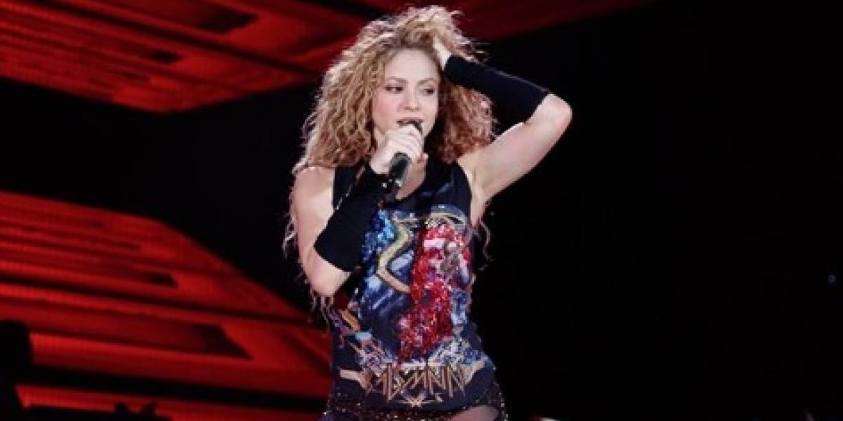 (Video) La estricta rutina de ejercicios de Shakira para prepararse para el Super Bowl