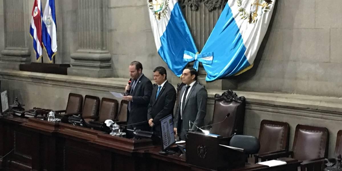 """Comisión de la Verdad expone ante el pleno el informe sobre """"ilegalidades"""" cometidas por CICIG"""