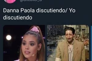 Memes de Danna Paola