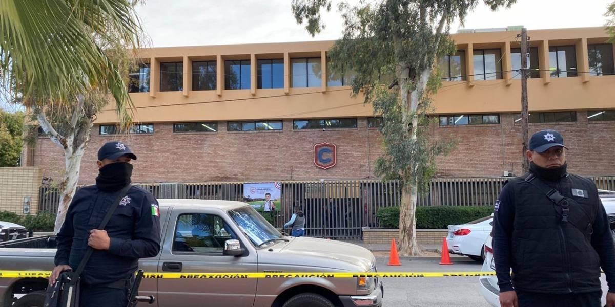 Tiroteo en primaria de colegio en México deja varios muertos