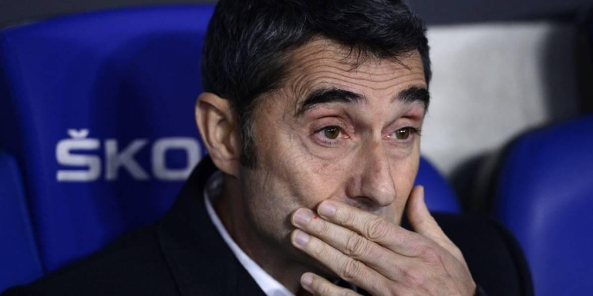 Valverde en el ojo del huracán tras la derrota en Arabia Saudita