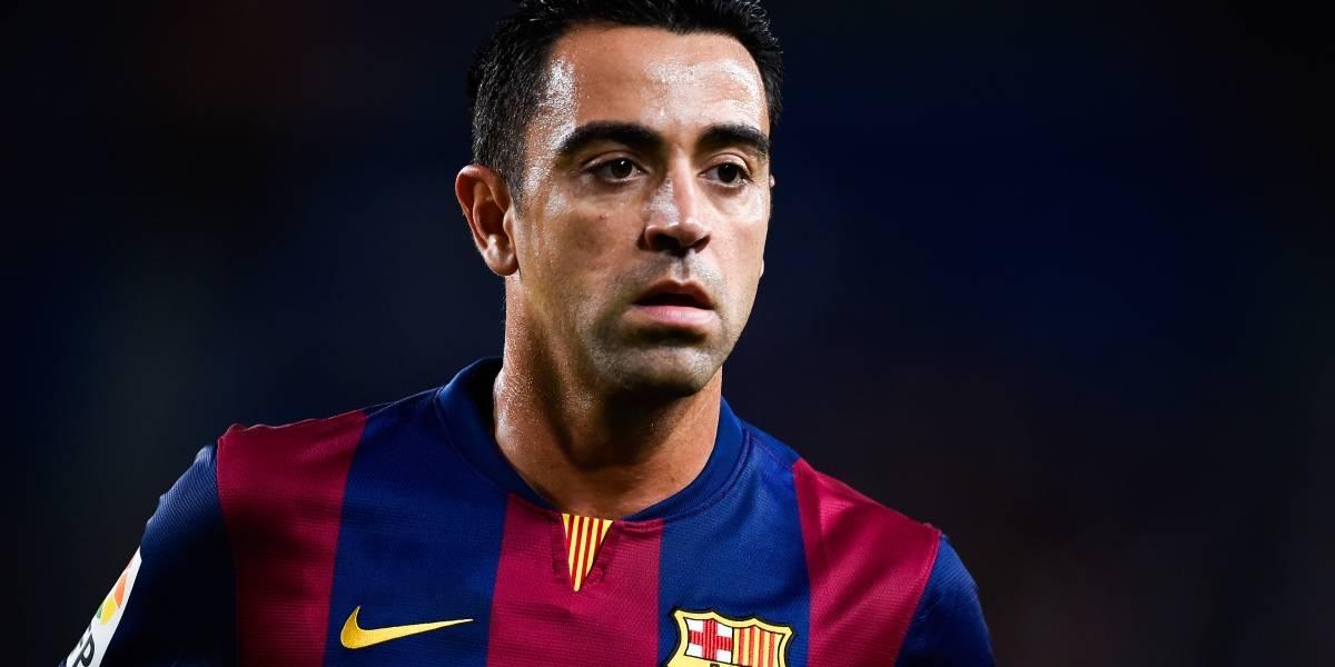 ¿Adiós Valverde? Barça se reúne con Xavi Hernández