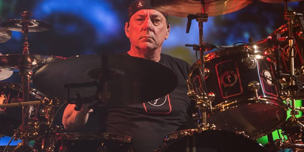 Muere el legendario baterista Neil Peart, de la banda de Rush