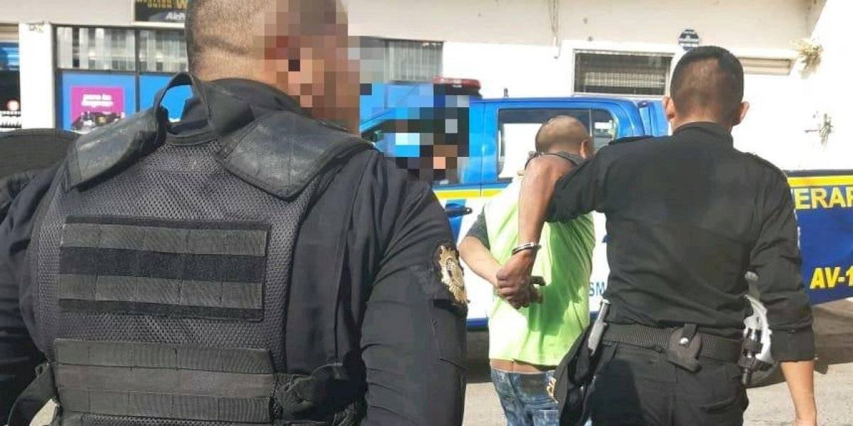 Capturan a presuntos ladrones de teléfonos en Alta Verapaz